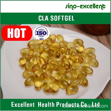 Softgel con acido linoleico coniugato CLA